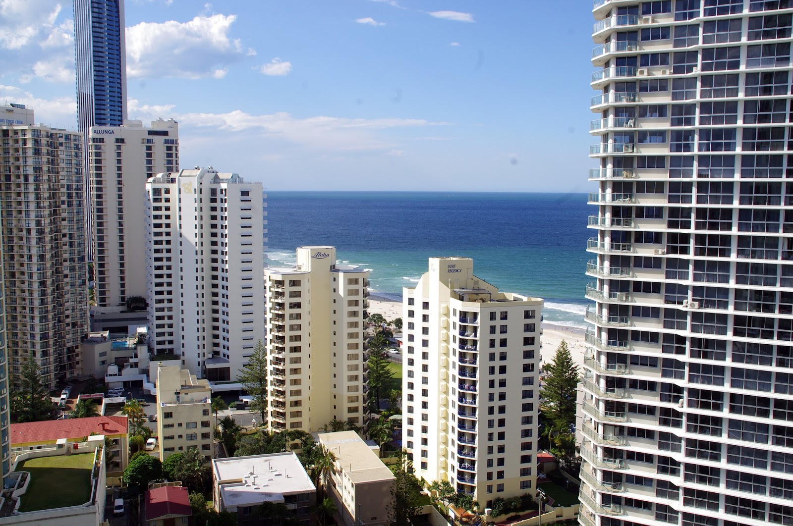 Q1 One Bedroom Luxury Apartment Gold Coast