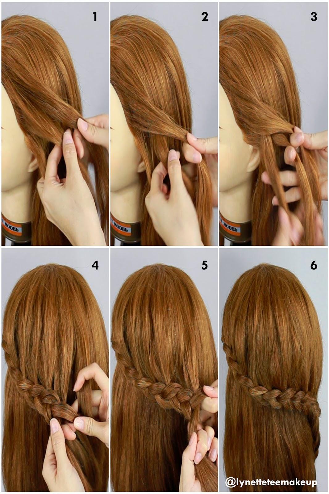 Dutch Lace Braid Tutorial