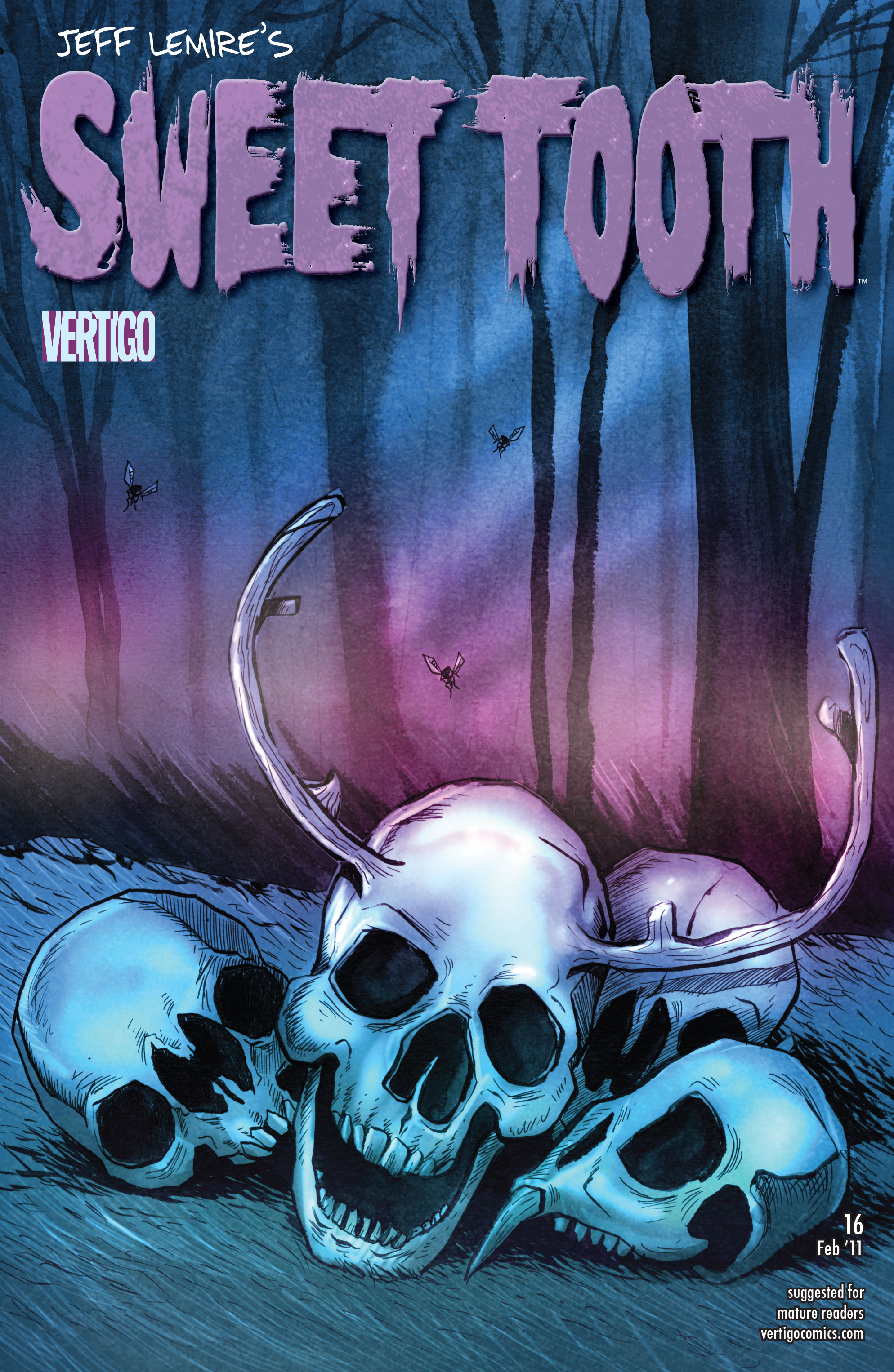 Sweet Tooth issue 16 - Page 1