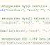 Koneksi database di PHP ( mysql, mysqli, PDO )
