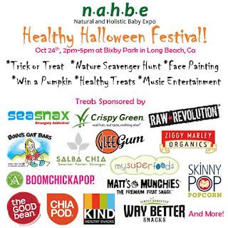 Healthy Halloween fest