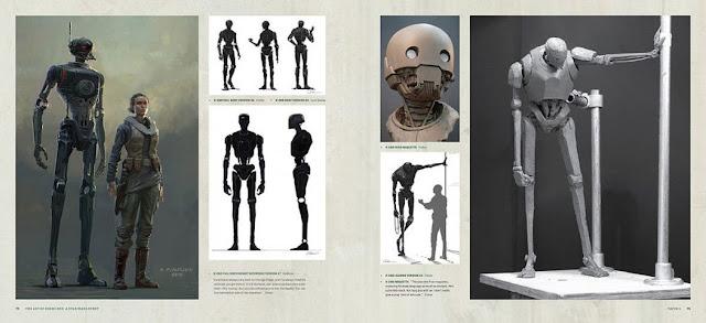 rogue one robot concept design