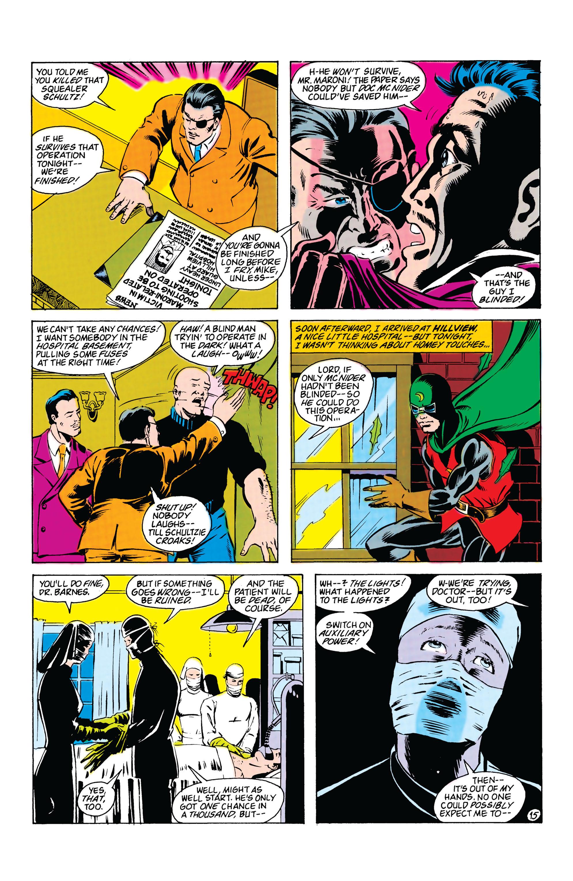 Read online Secret Origins (1986) comic -  Issue #20 - 34
