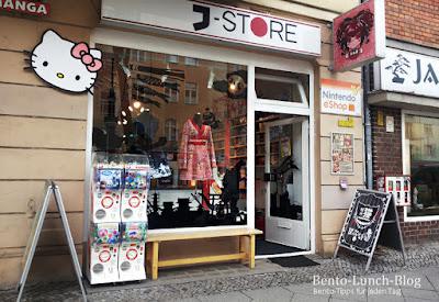 J-Store Berlin / Manga, Merchandise, Zeichenbedarf und co.