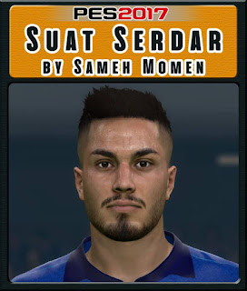 PES 2017 Faces Suat Serdar by Sameh Momen