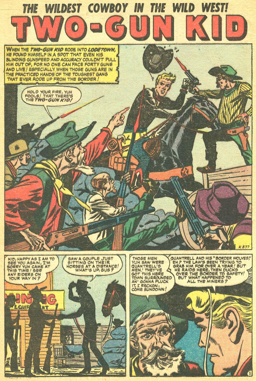 Read online Two-Gun Kid comic -  Issue #34 - 16