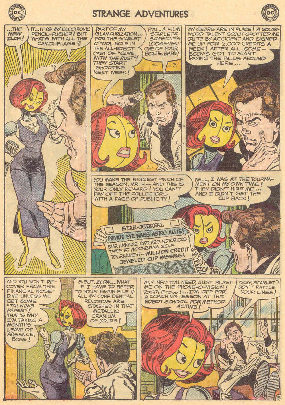 Strange Adventures (1950) issue 173 - Page 17