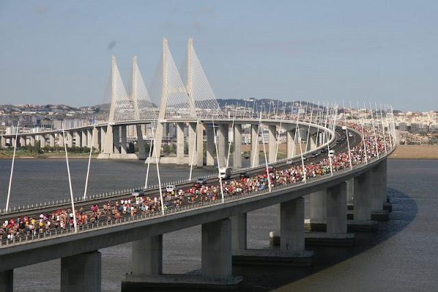 Corridas e maratonas em Portugal em 2017