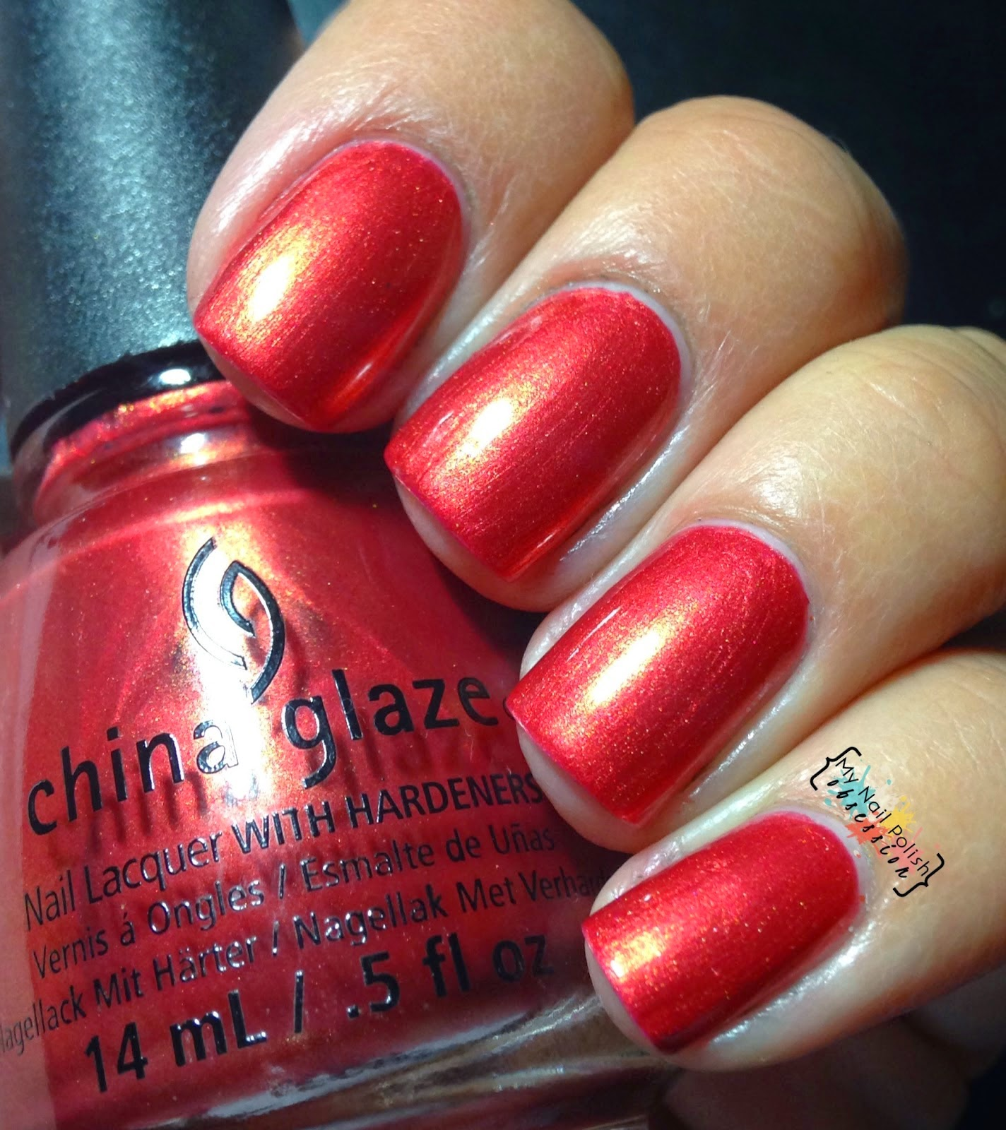 China Glaze Stop That Train