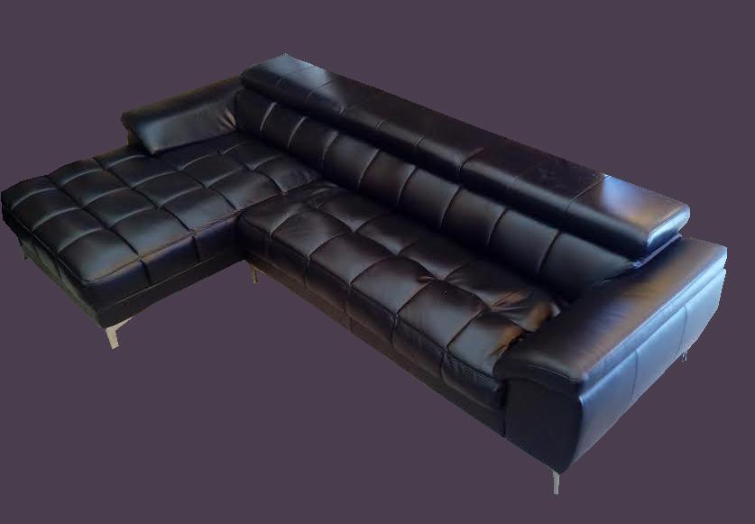 Uhuru Furniture & Collectibles: Modernist Sectional Sofa ...