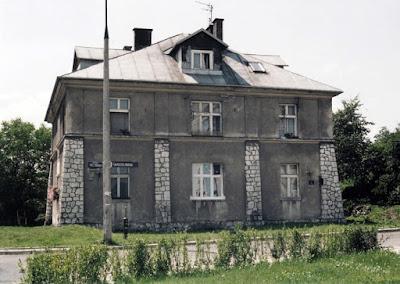 Casa Gris del campo de concentración de Płaszów
