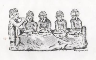 72 είδη ψωμιών τον 5ο αιώνα π.Χ
