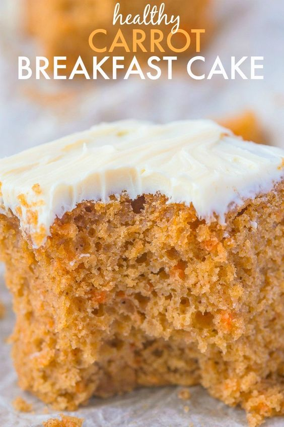 HEALTHY KETO LOW CARB CARROT CAKE
