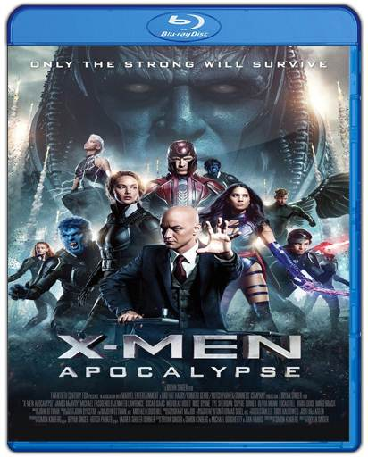Baixar X-Men Apocalipse 1080p Dual Áudio BRRip Torrent