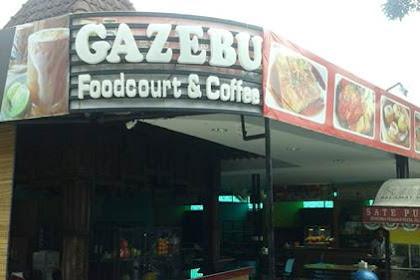 Lowongan Gazebo Food Court & Coffe Pekanbaru September 2018