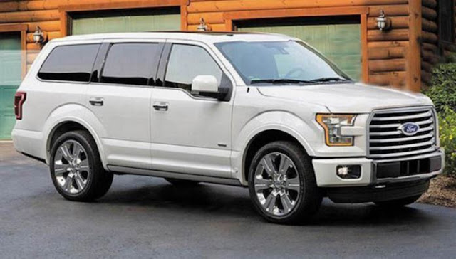 2018 Ford Expedition Priview and Price