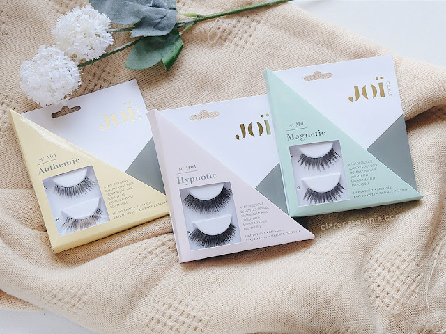 review JOI Studio Eyelashes.