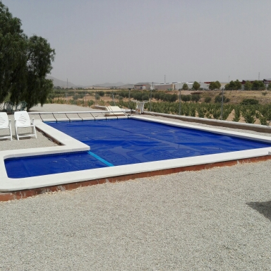 Mantas termicas para piscinas plastico de burbujas para calentar piscinas - Burbujas para piscinas ...