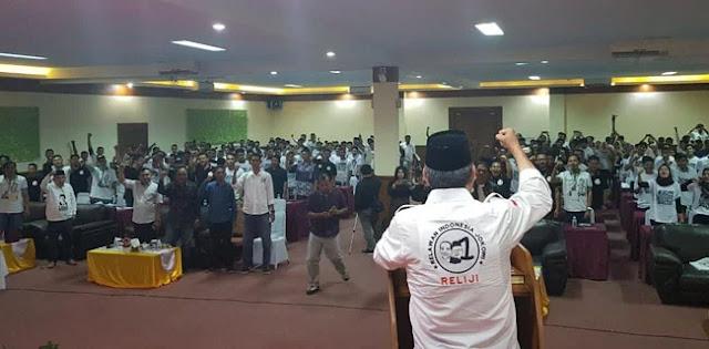 Reliji Di Aceh Diminta Kampanye Jokowi Sudah Haji Dan Berkali-Kali Umrah