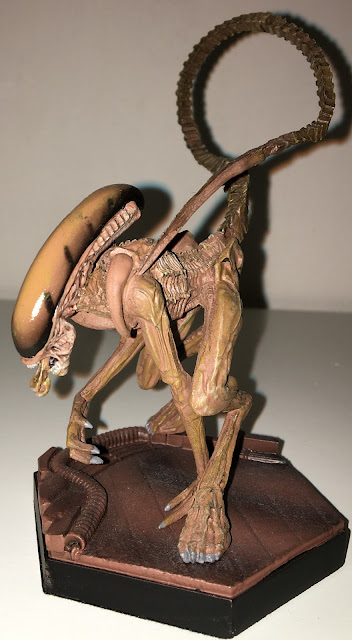 Issue 4 Alien 3 Xenomorph Figurine
