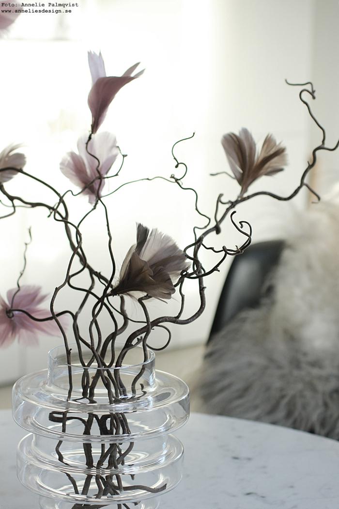 fjäderblomma, fjäderblommor, fjädrar, magnolia, inredning, annelies design, webbutik, webbutiker, webshop, nätbutik, dekoration, påsk, påsken 2018, påskpynt