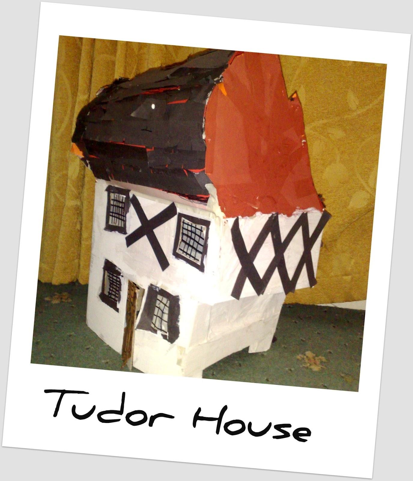 Karima S Crafts Tudor House Craft