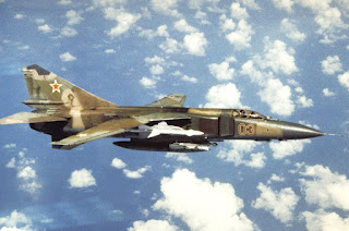 Mikoyan-Gurevich MiG-27M 'Flogger-J'