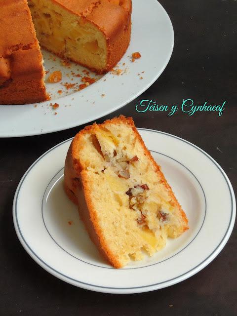 Teisen y Cynhaeaf, Welsh Harvest Cake