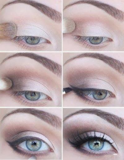 Tutorial de maquiagem fácil para ensaio de fotos