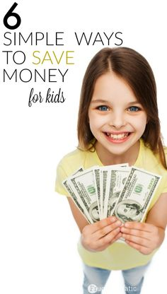 6 Ways For Kids To Make Money