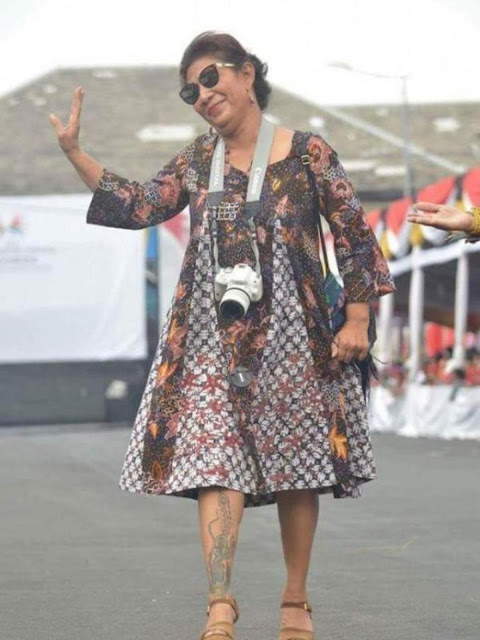 Menteri Susi Merokok dan Punya Tato, tapi Mendengar Azan Langsung Hentikan Wawancara