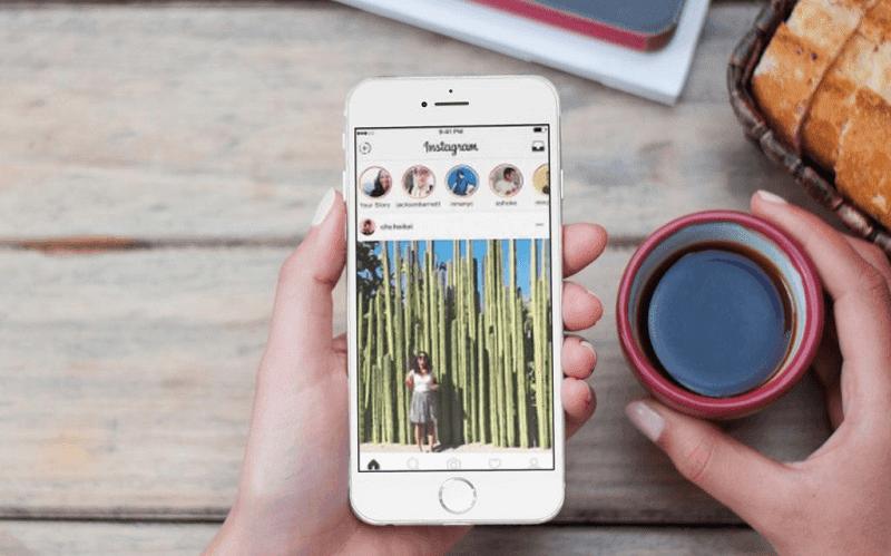 cara membuat story di instagram