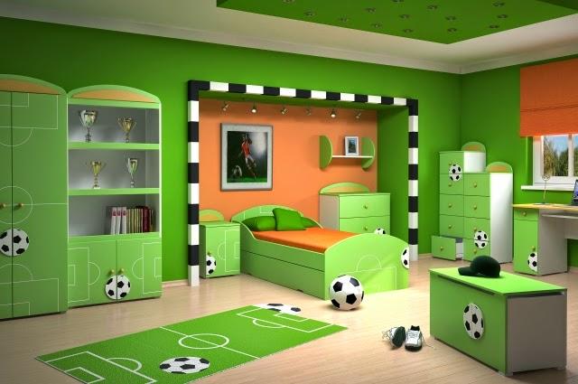 Decorar Con Vinilo Habitacion Color Verde