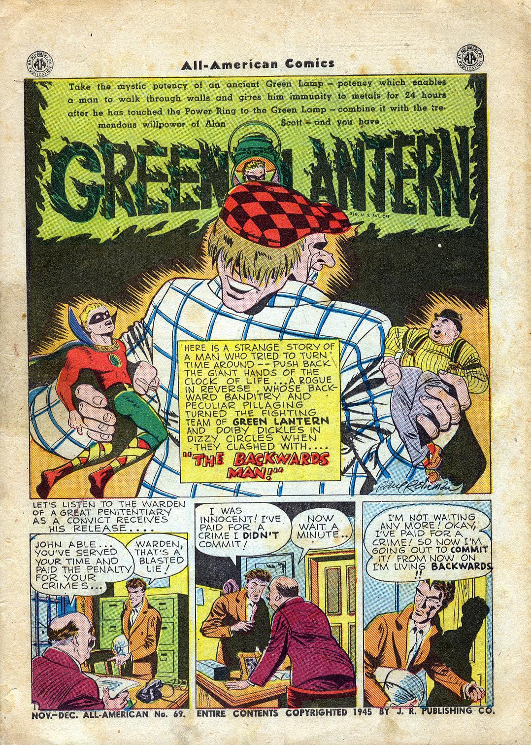 Read online All-American Comics (1939) comic -  Issue #69 - 4