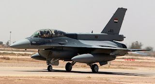 Bahrein mais próximo dos seus F-16