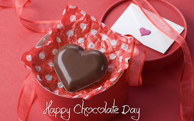 Happy Chocolate Day Whatsapp Profile Pic Download