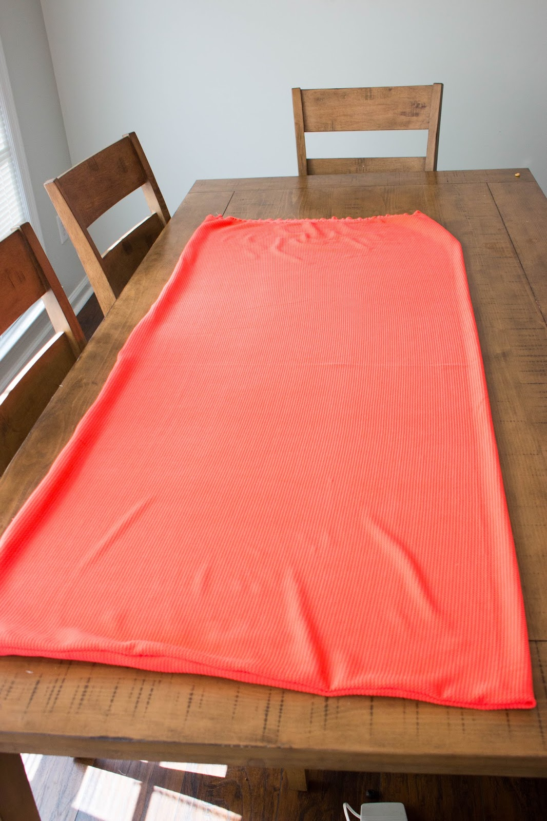 At This Point It Just Looks Like A Big Stretchy Sleeping Bag.  Congratulations, Youu0027ve Succeeded.