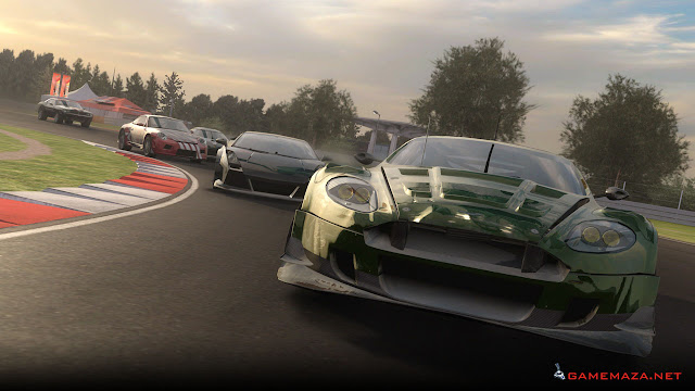 Need For Speed Pro Street Gameplay Screenshot 1