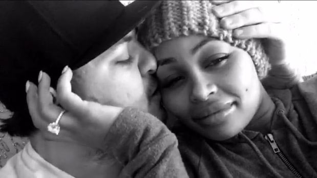 Photos: Blac Chyna dumps Rob Kardashian, leaves his house (or so they want us to believe)