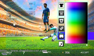 DLS Mod PES 2018 by Ekko Rma Android