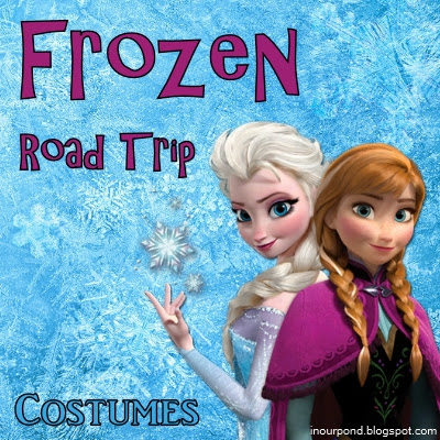 Frozen Road Trip from In Our Pond