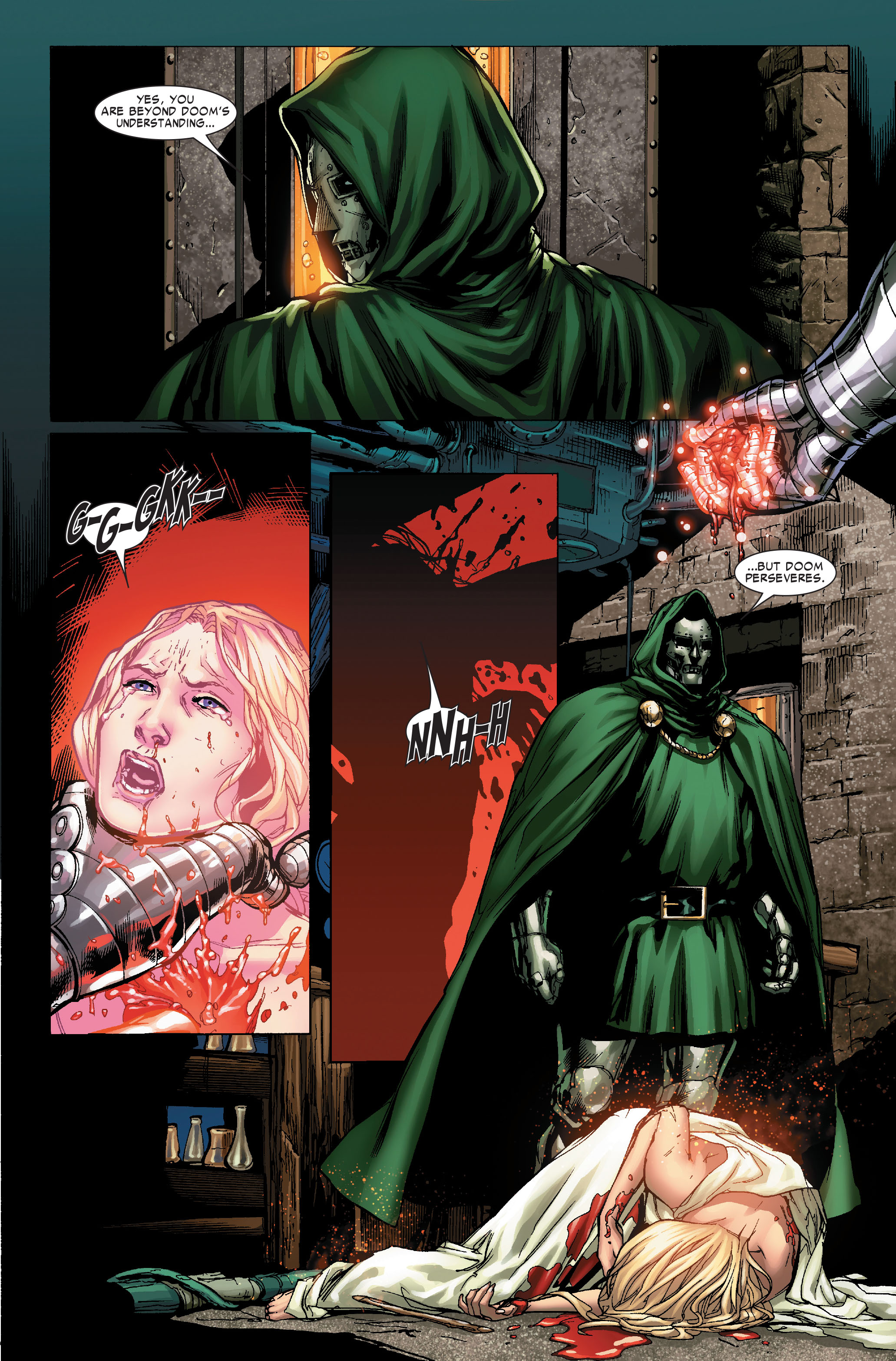 Thor (2007) Issue #604 #17 - English 8