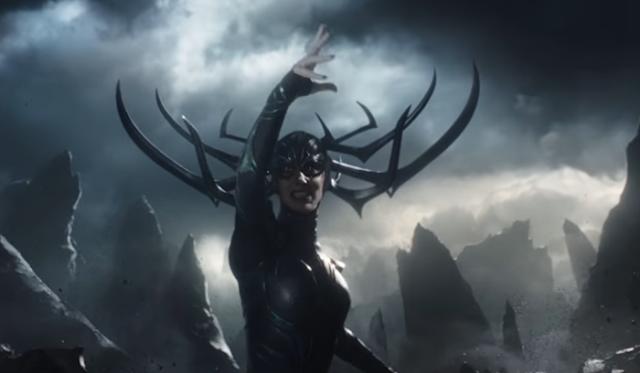 Hela a vilã de Thor