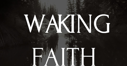 Monday 23rd January 2017; Waking Faith By Steven Furtick - The Cross Is Your Conclusion