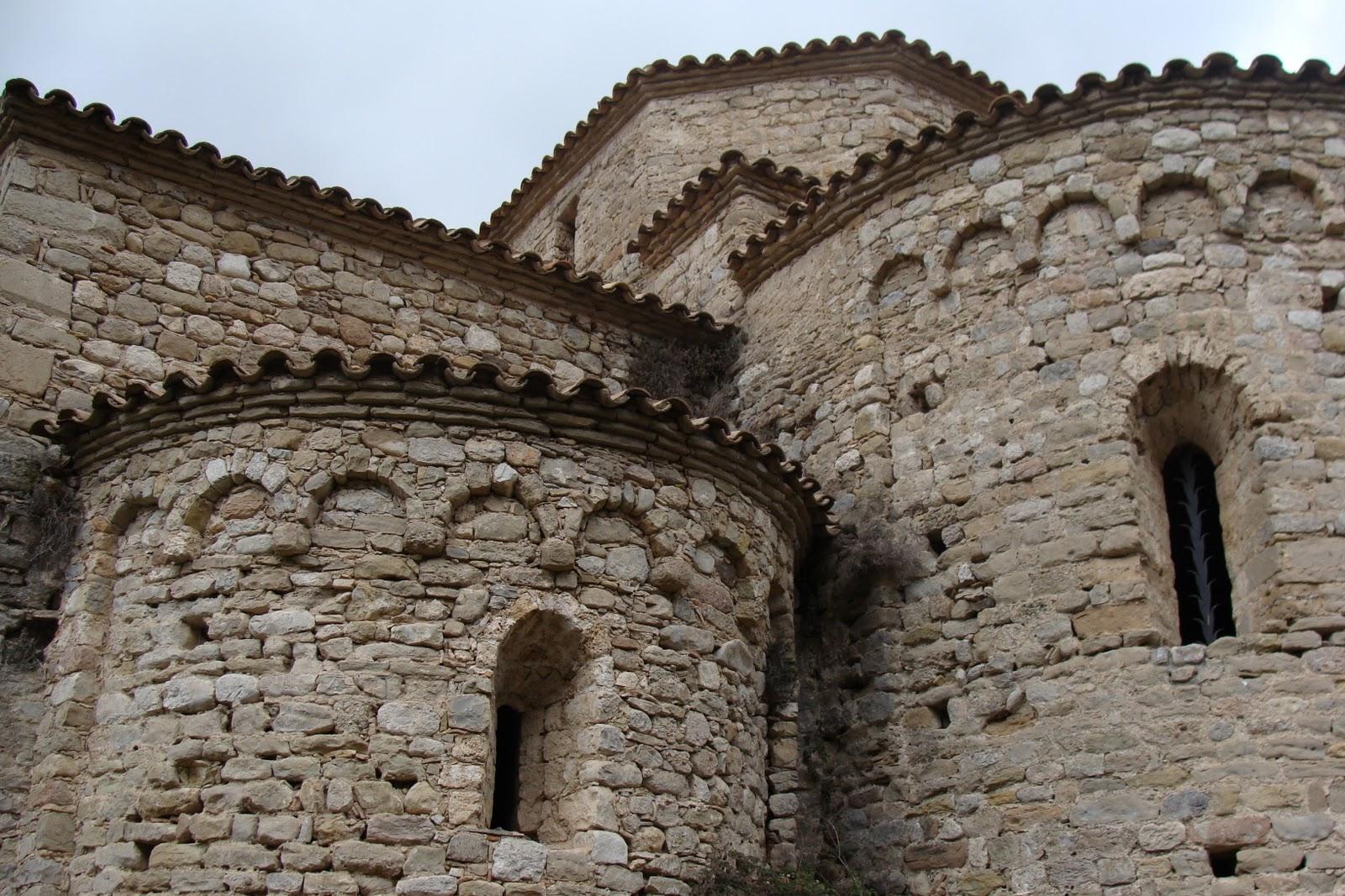 Sant Pere de Graudescales, GR1