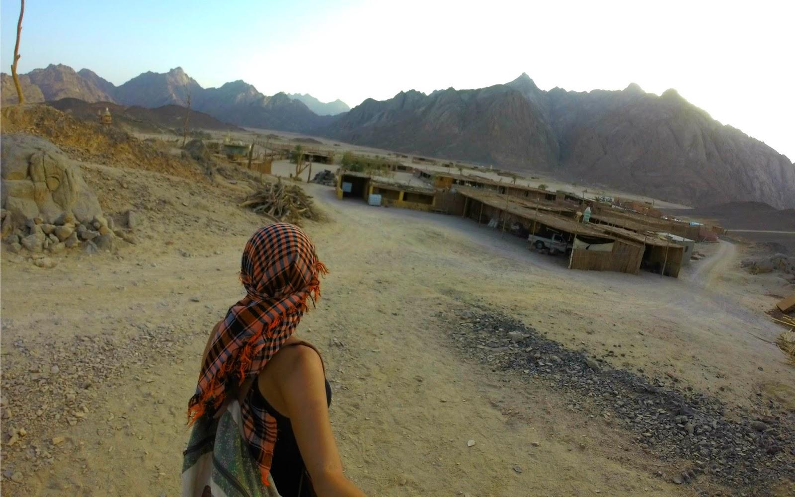 safári no Deserto de Hurghada no Egito