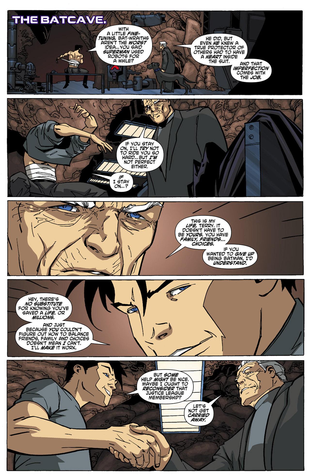 Batman Beyond (2010) Issue #6 #6 - English 22