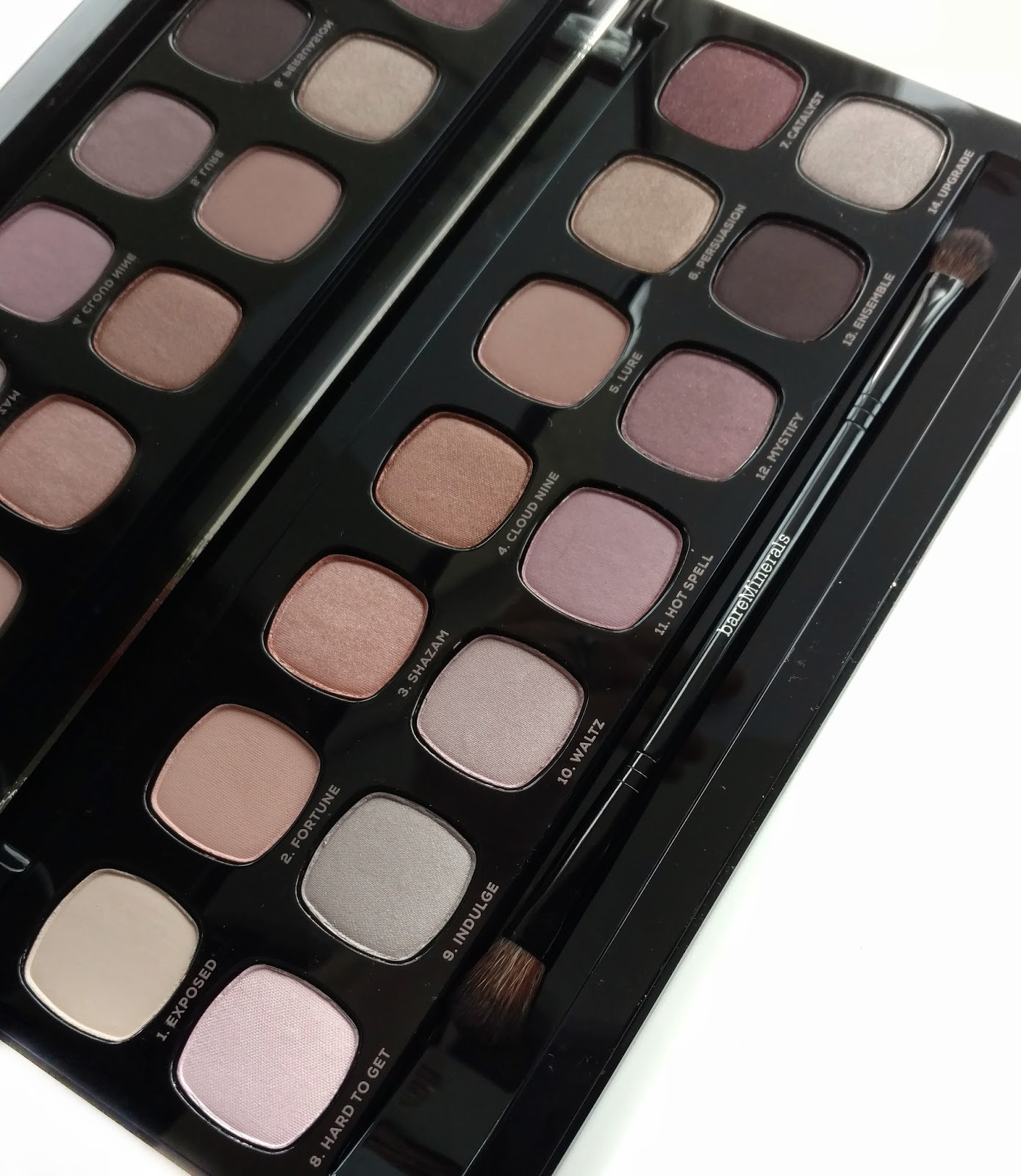bareMinerals Bare Sensuals eyeshadow palette