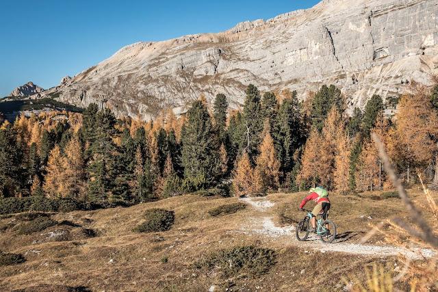 Mountainbike Touren Bozen Monte Ciaval
