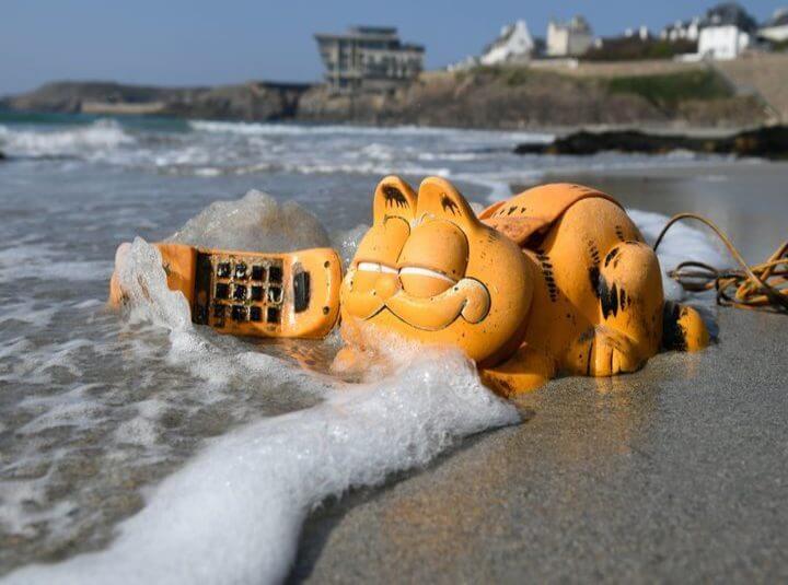 Misteri telefon Garfield